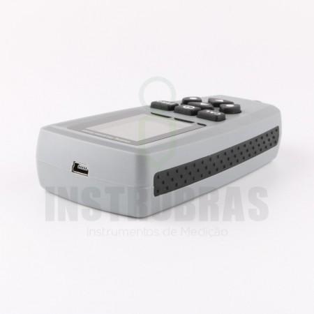 KR1290 Medidor de espessura de camadas em bases Fe/NFe  - Instrubras Instrumentos de Medição