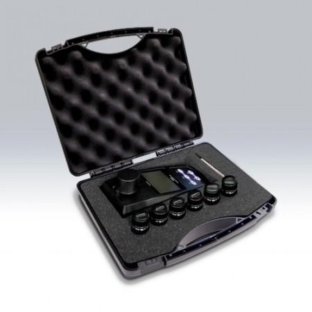 KR2000 TURBIDÍMETRO DIGITAL PORTÁTIL COM INTERFACE USB   - Instrubras Instrumentos de Medição