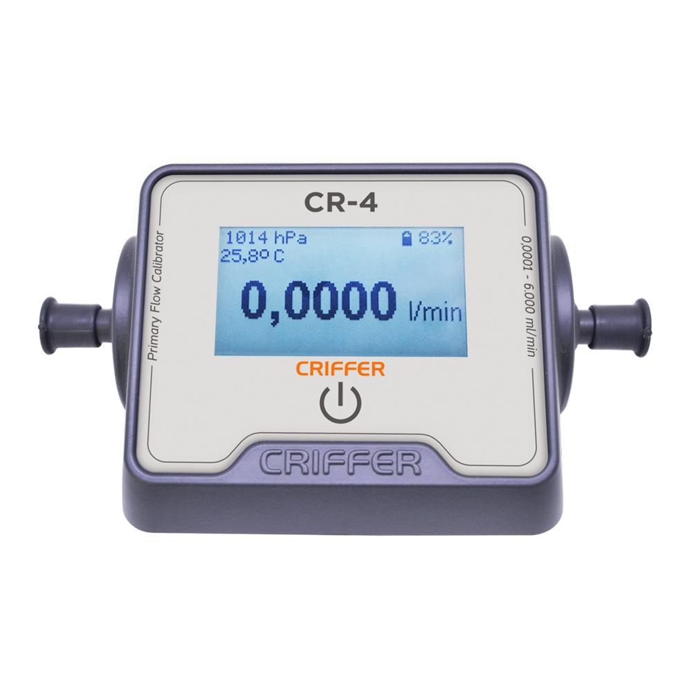 Locação de um calibrador digital de alta e baixa vazão para bombas de amostragem com Certificado de Calibração