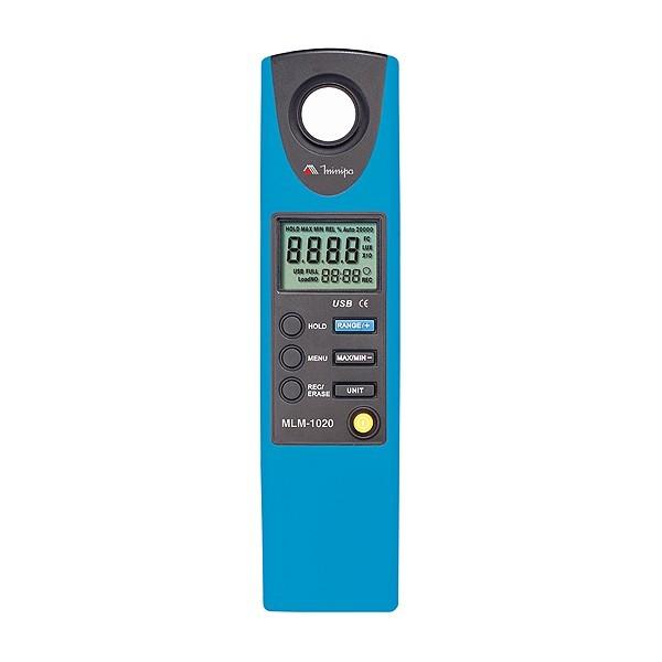 Locação de um luxímetro digital com Certificado de Calibração