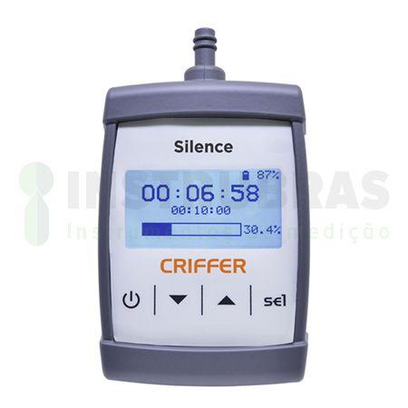 Silence bomba de amostragem digital, programável de baixa vazão
