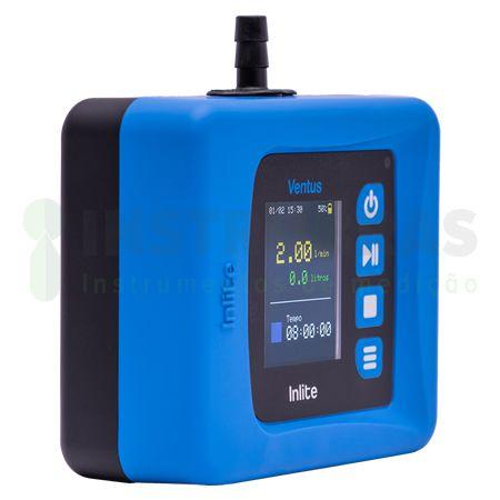 Ventus Bomba de amostragem digital programável com certificado de calibração   - Instrubras Instrumentos de Medição