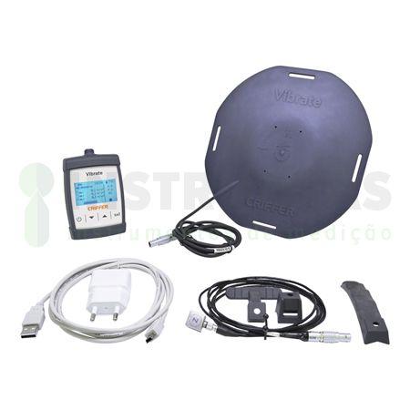 Vibrate Medidor de vibrações ocupacionais VCI e VMB  - Instrubras Instrumentos de Medição