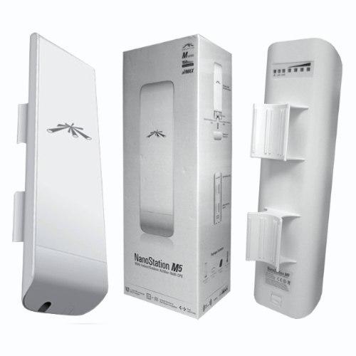 UBIQUITI AIRMAX NANOSTATION5 MIMO NSM5-BR  - TECTECH BRASIL COMPUTERS