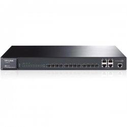 TP-LINK HUB SWITCH 12P TL-SG5412F JETSTREAM GIGABIT SFP L2  - TECTECH BRASIL COMPUTERS