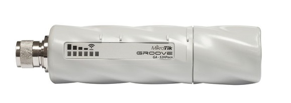 MIKROTIK- ROUTERBOARD GROOVEG-52HPACN L3  - TECTECH BRASIL COMPUTERS