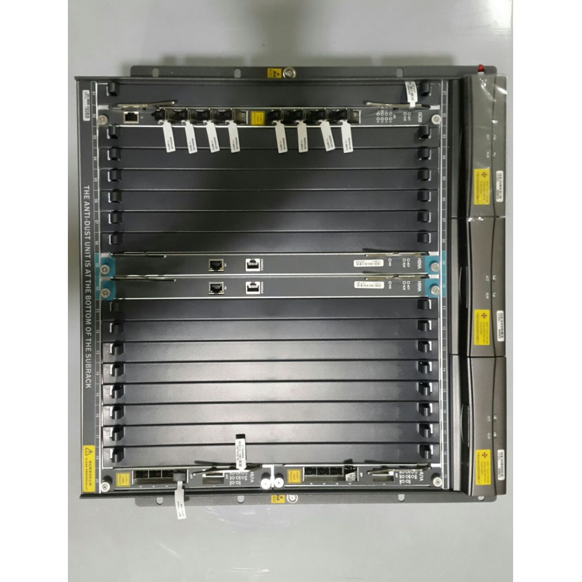 OLT AN5116-06B FBH 11U 2X HU1A+2X HSWA+GC8B  - TECTECH BRASIL COMPUTERS