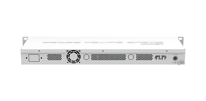 MIKROTIK CLOUD SMART SWITCH CSS326-24G-2S+RM  - TECTECH BRASIL COMPUTERS