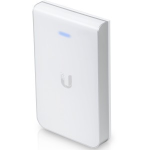 UBIQUITI AP UNIFI UAP-AC-IW IN-WALL DUAL BAND 2.4/5GHZ  - TECTECH BRASIL COMPUTERS