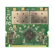 MIKROTIK- MINI PCI CARD R52HND 802.11A/B/G/N 400MW MMCX