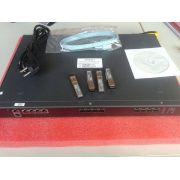 OLT EPON V1600B1 1U 8 PORTS 4PON SWITCH SFP + 4GE