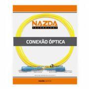 CORDÃO OPTICO SIMPLEX SC-UPC/SC-UPC 0,5M MONOMODO