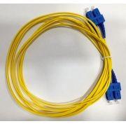 PATCH CORD SC-UPC SC-UPC DUPLEX SM 2.0MM 3M