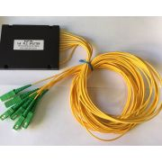 SPLITTER 1*8 2MM 1.5M SC-APC PLC