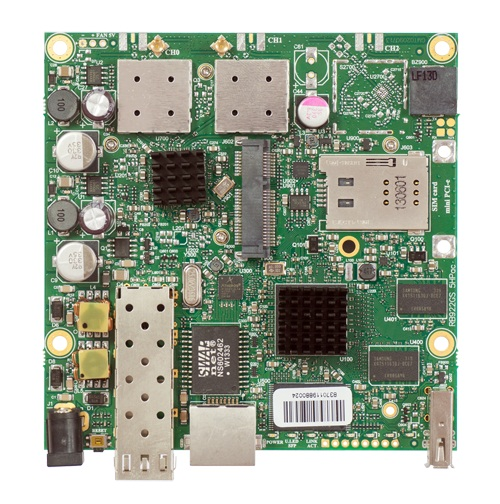 MIKROTIK- ROUTERBOARD RB 922UAGS-5HPACD L4  - TECTECH BRASIL COMPUTERS