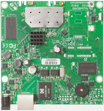 MIKROTIK- ROUTERBOARD RB 912UAG-5HPND L4  - TECTECH BRASIL COMPUTERS