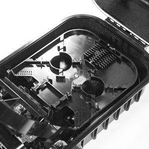 CAIXA DE ATENDIMENTO ÓPTICA CTO 1*16 FTTH MOD (NAP)  - TECTECH BRASIL COMPUTERS