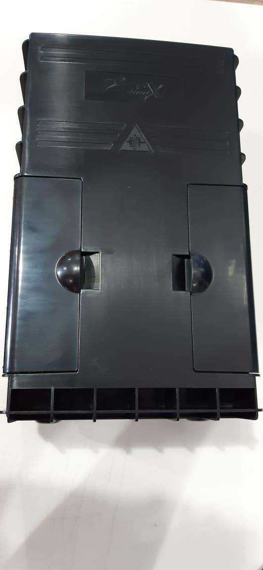 CAIXA DE ATENDIMENTO ÓPTICO 1X16 2FLEX COM 4 ENTRADAS  - TECTECH BRASIL COMPUTERS