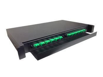 DIO 12FO COMPLETO CONECTOR SC APC  - TECTECH BRASIL COMPUTERS