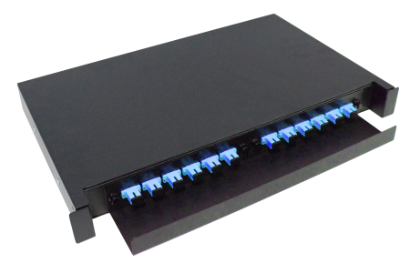 DIO 12FO COMPLETO CONECTOR SC UPC  - TECTECH BRASIL COMPUTERS