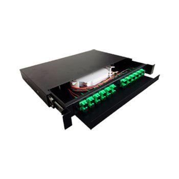 DIO 24FO COMPLETO CONECTOR SC APC  - TECTECH BRASIL COMPUTERS