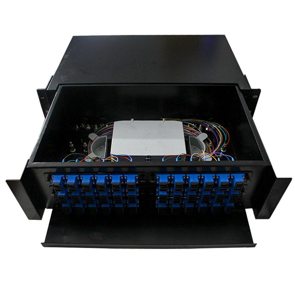 DIO 24FO COMPLETO CONECTOR SC UPC  - TECTECH BRASIL COMPUTERS