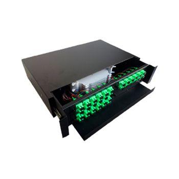 DIO 36FO COMPLETO CONECTOR SC APC  - TECTECH BRASIL COMPUTERS