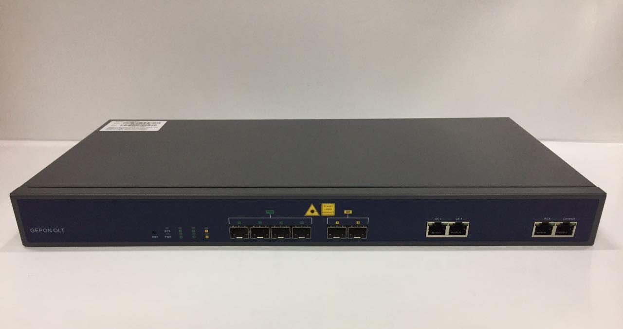 EPON OLT V1600D4-L 1U 04 PON + 2 SFP + 2 GE (RJ45)  - TECTECH BRASIL COMPUTERS