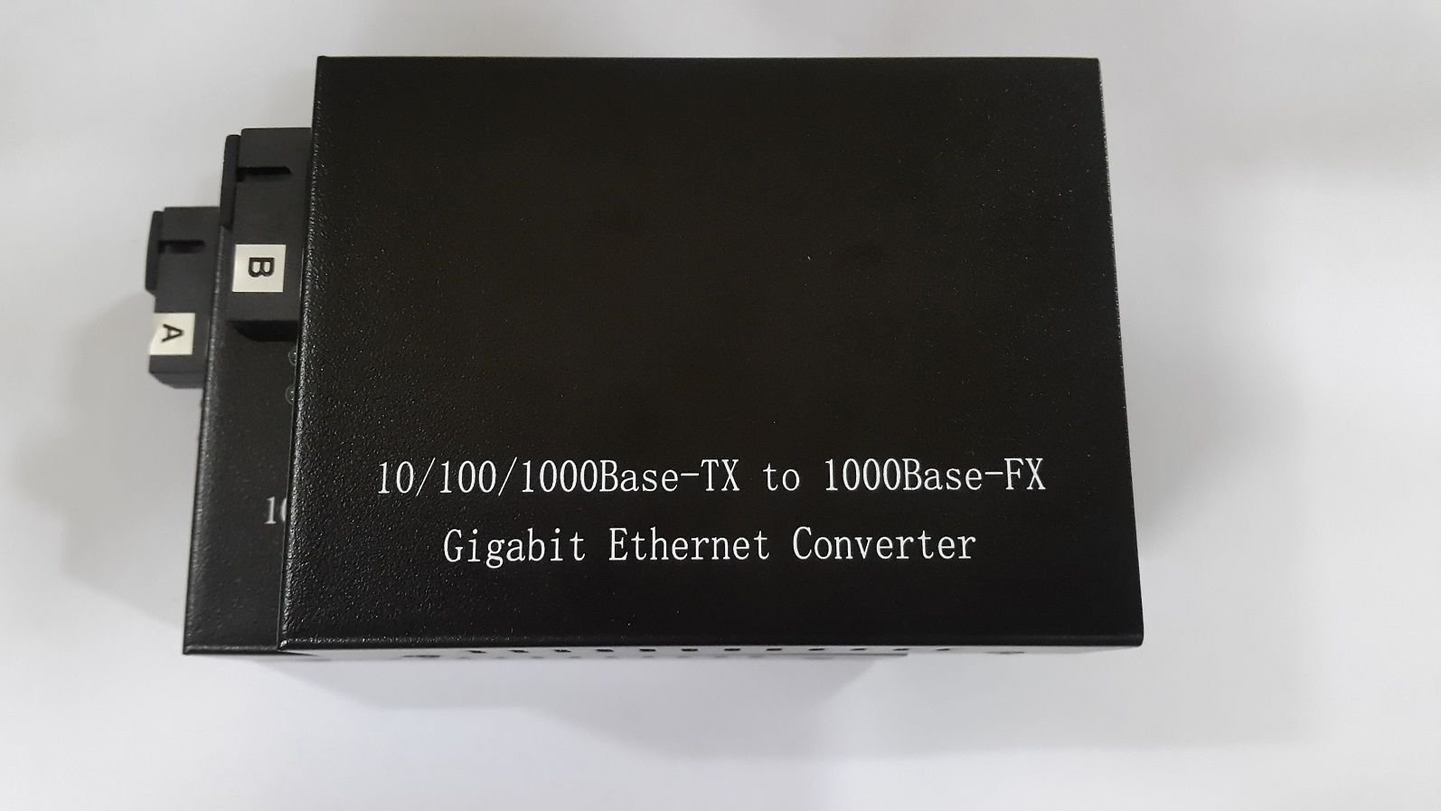 MEDIA CONV. 40KM 10/100/1000M-SF HL-2111S-40A PAR HL  - TECTECH BRASIL COMPUTERS