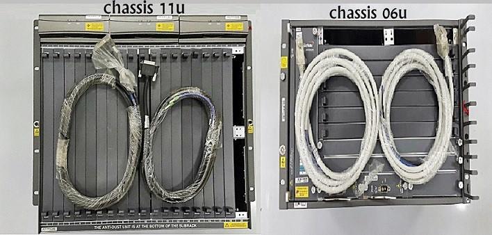 OLT AN5116-06B-AN5516B FIBERHOME 11U OU 06U SO CHASSIS  - TECTECH BRASIL COMPUTERS