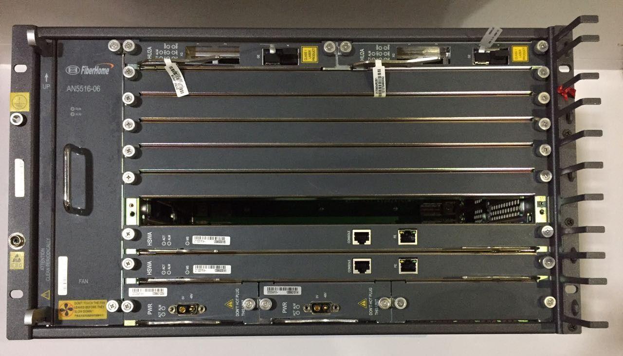 OLT AN5516-06B MEDIA FBH 06U 2X HU2A+HSWA+GC8B  - TECTECH BRASIL COMPUTERS