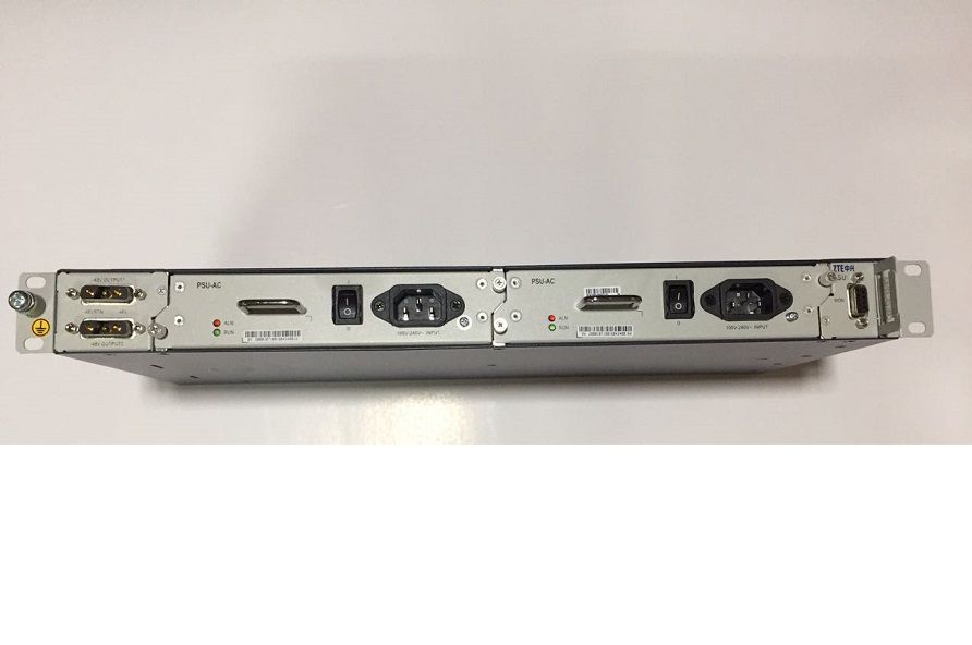 FONTE OLT ZTE PSU-AC 30A BIVOLT PARA 48V DC  - TECTECH BRASIL COMPUTERS