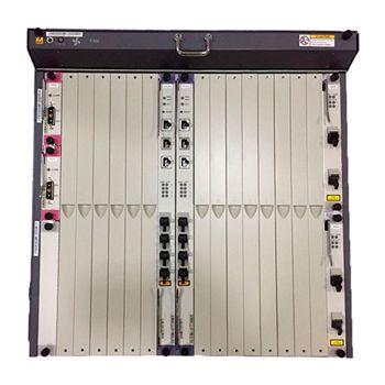 "F. OLT HUAWEI 10U 19"" MA5680T 10G 2 UPLINK X2CS 2 SCUN  - TECTECH BRASIL COMPUTERS"