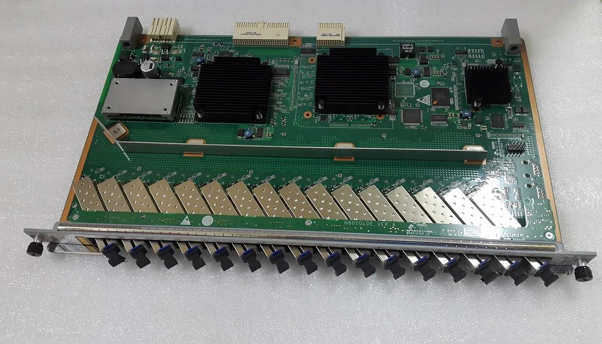 OLT HUAWEI PLACA GPFD 16 GPON B+  - TECTECH BRASIL COMPUTERS