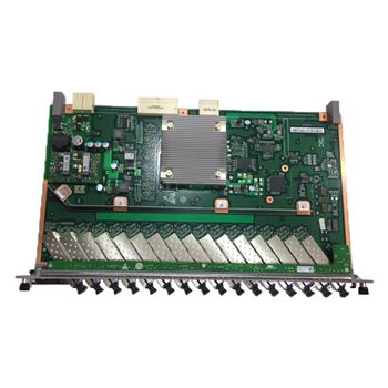 PLACA OLT HUAWEI GPFD 16 GPON C++  - TECTECH BRASIL COMPUTERS