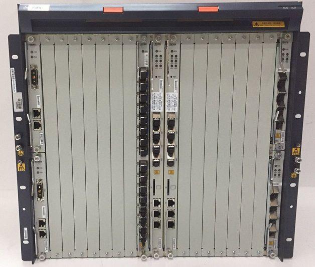"OLT ZTE C300 11U 19"" 10G UPLINK 16 GTGH 2HUVQ+2SCXN+2PRWH  - TECTECH BRASIL COMPUTERS"