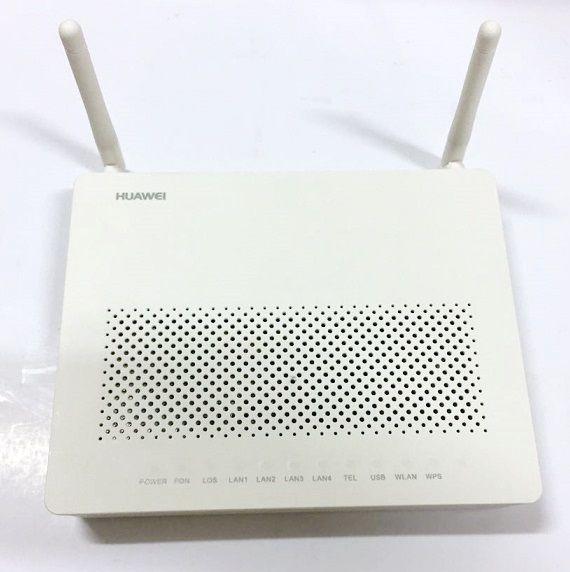 ONU GPON WIFI HUAWEI HG8546M 1POTS+4LAN 10/100MBPS INGLES  - TECTECH BRASIL COMPUTERS