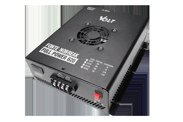 FONTE NOBREAK FULL POWER VOLT 620W 48V  - TECTECH BRASIL COMPUTERS