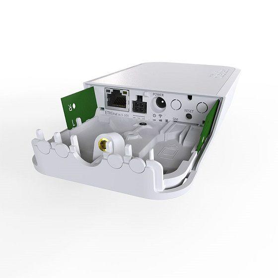 MIKROTIK- AP WAP LTE KIT RBWAPR-2ND&R11E-LTE 650MHZ L4  - TECTECH BRASIL COMPUTERS