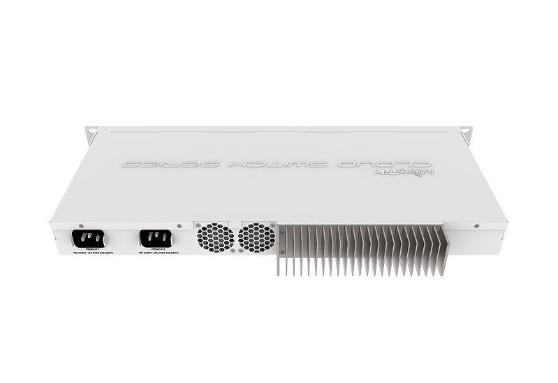 MIKROTIK CLOUD ROUTER SWITCH CRS317-1G-16S+RM L6  - TECTECH BRASIL COMPUTERS