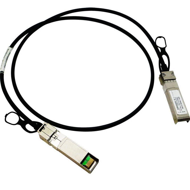 MIKROTIK SFP 10G S+DA0001 CABO CONEXÃO DIRETA 1M OEM  - TECTECH BRASIL COMPUTERS