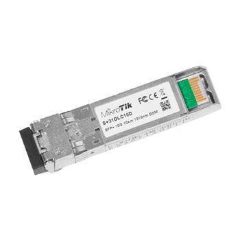 MIKROTIK SFP S+31DLC10D 10KM SM 1310NM DUPLEX  - TECTECH BRASIL COMPUTERS