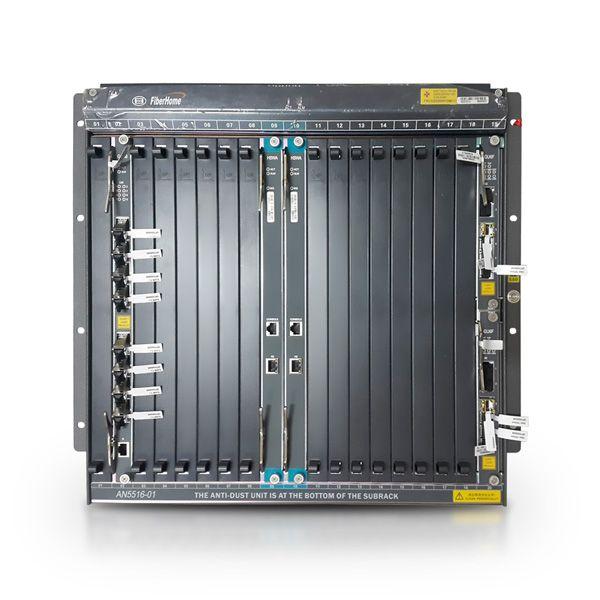 OLT AN5116-06B FBH 11U 2X HU1A+2X HSWA+GC8B 10 VENT  - TECTECH BRASIL COMPUTERS