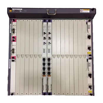"OLT HUAWEI 21"" MA5680T/5600 CHASSIS COM GPFD 16PORTS GPON  - TECTECH BRASIL COMPUTERS"