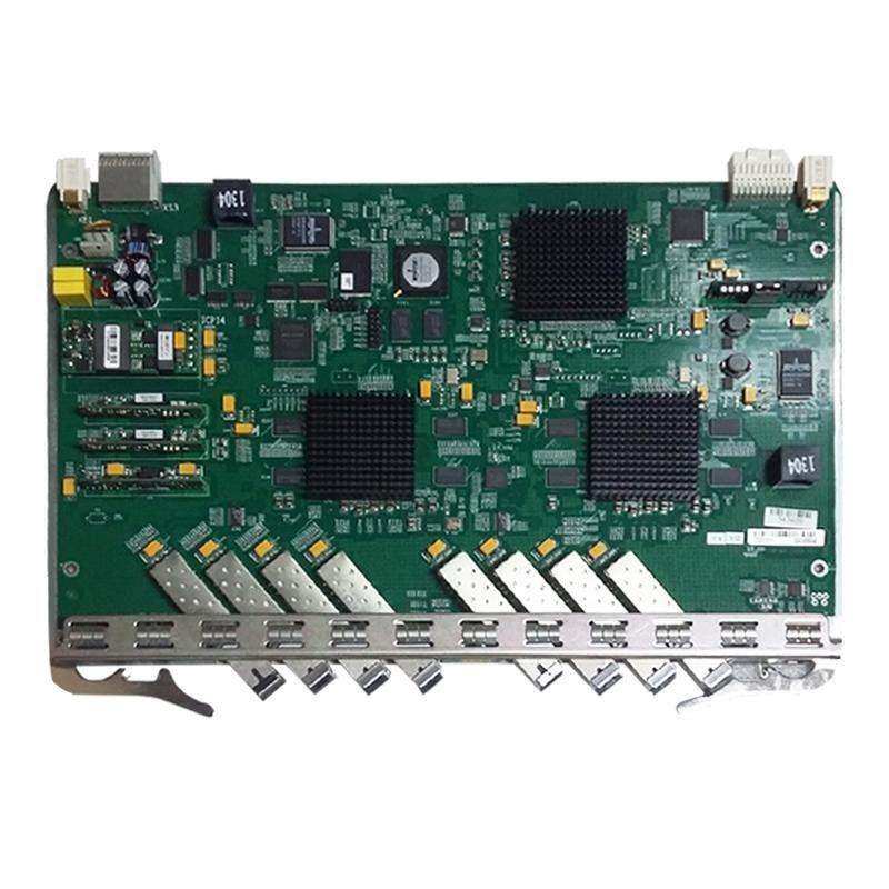 OLT PLACA GC8B GPON FIBERHOME 5516-010-OLT GC8B MOD. C++  - TECTECH BRASIL COMPUTERS