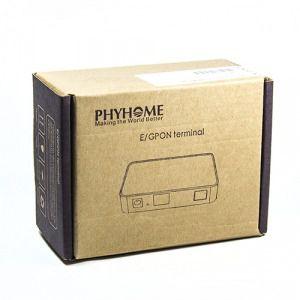 ONU EPON PHYHOME FHR 1100GZB 1GE  - TECTECH BRASIL COMPUTERS