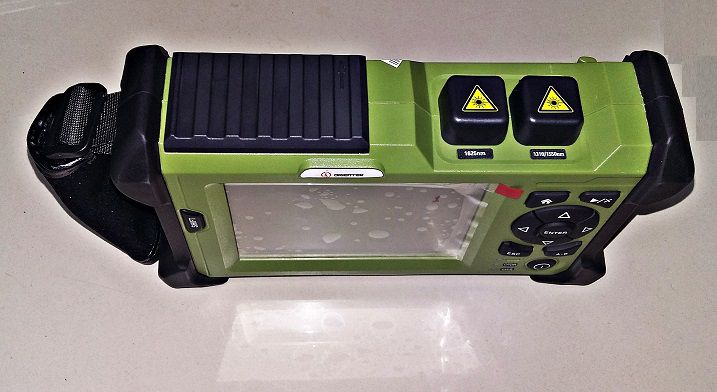 OTDR TR600 MEDIDOR SS24AF-D (1310-1550-1625NM)FIBRA ATIVA  - TECTECH BRASIL COMPUTERS