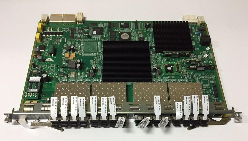 PLACA OLT GCOB GPON FIBERHOME 5516-010-OLT 16 PON C++  - TECTECH BRASIL COMPUTERS