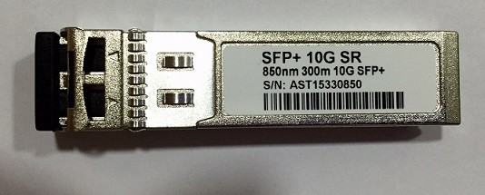 SFP+ 10G SR 850NM 300M MMF  - TECTECH BRASIL COMPUTERS
