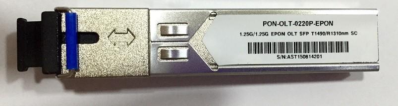 SFP 1.25G 20KM PON-OLT-0220P-EPON TX1490-RX1310NM  - TECTECH BRASIL COMPUTERS